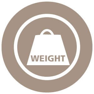 Weight 525gsm