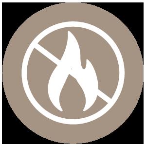 FR Rated - Self Extinguishing
