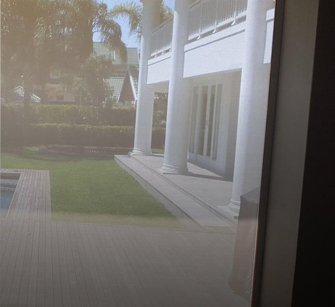 Cool Living Slide Track Blinds Visiontex Mesh 3 Simple Design