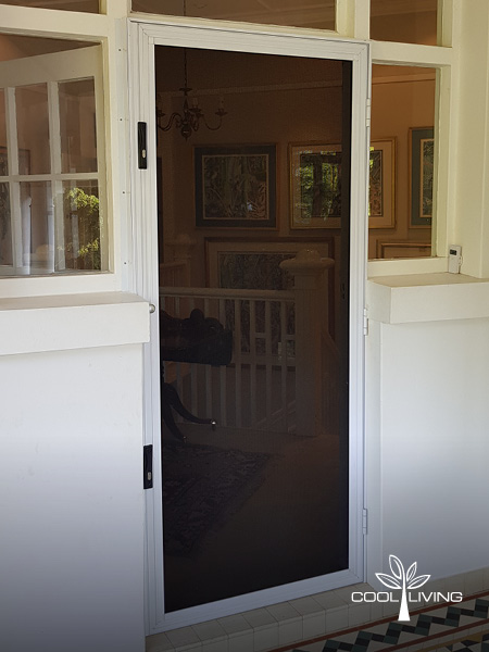 Door Security Screen