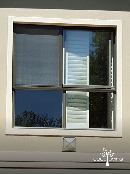 Sliding Window Screen