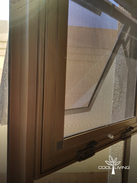 Window Security Screen Fitch Catches