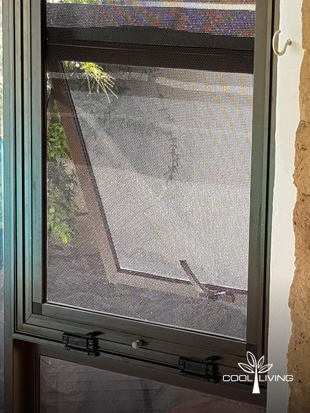 Window Security Screen