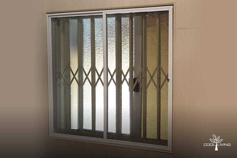 Horizontal Sliding Sash Window Screen - Insect mesh